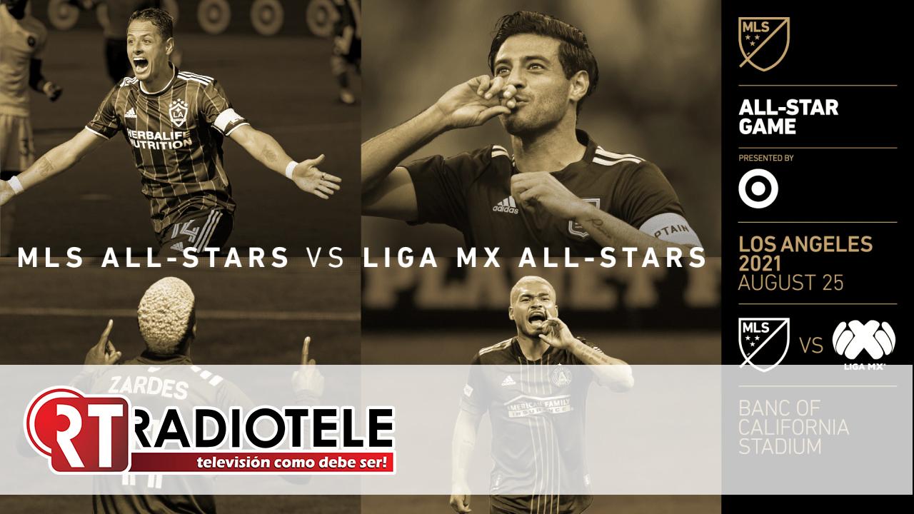 Juego de estrellas entre MLS y LIGA MX