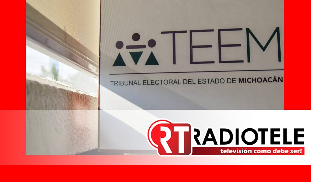 Declara TEEM inexistencia de infracciones atribuidas a Alfonso Martínez Alcázar