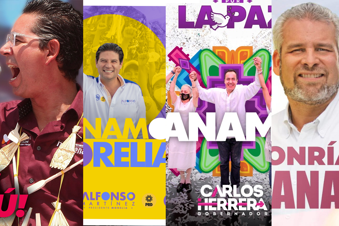Carlos Herrera, Alfredo Ramírez e Ivan Pérez Negrón se proclaman ganadores
