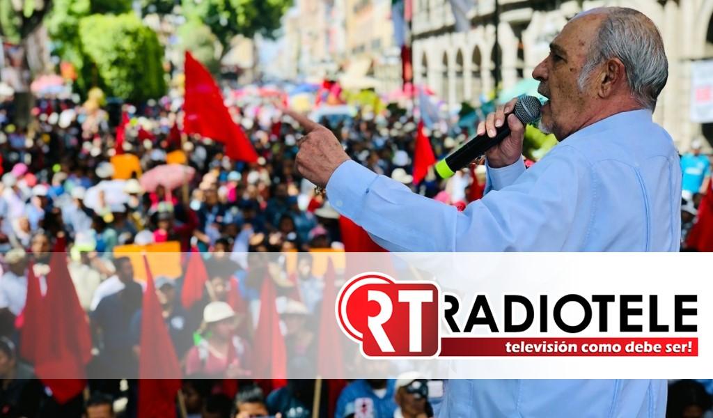 Contra la imposición de Barbosa, crean movimiento nacional