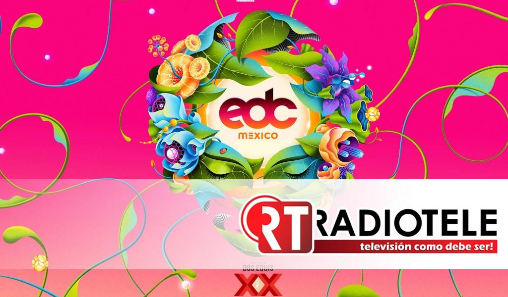 EDC México (Electric Daisy Carnival) cancela evento por Covid-19 y da fechas para 2022