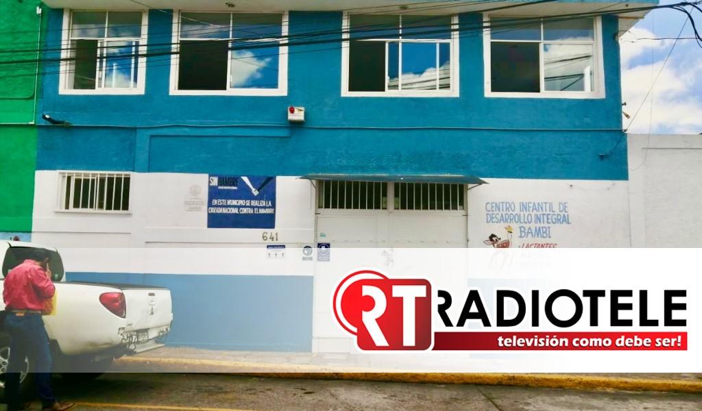 Entrega Sedesoh pago a estancias infantiles en Michoacán