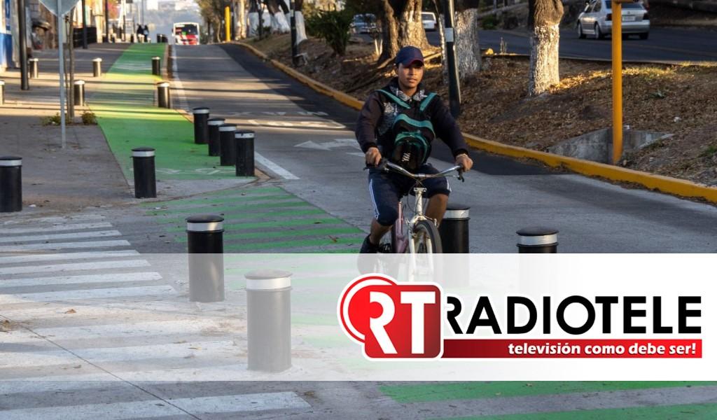 Gobierno de Morelia transformó vialidades hacía una movilidad sustentable