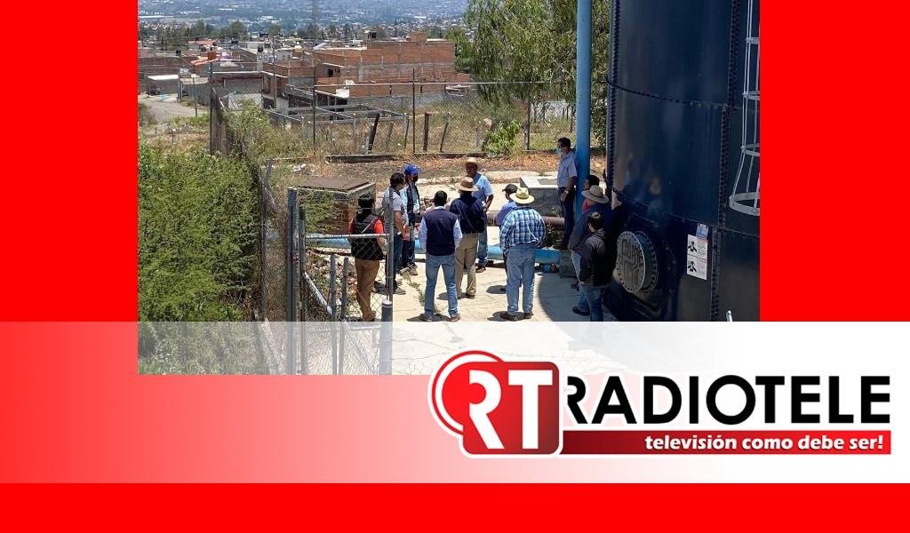 OOAPAS Morelia logró una inversión de 52mdp con programas federales