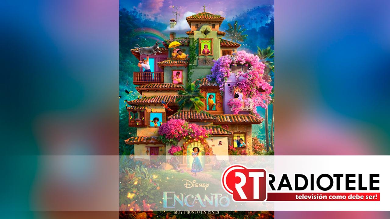 """Disney revela tráiler de """"Encanto"""", su nuevo filme inspirado en Colombia"""