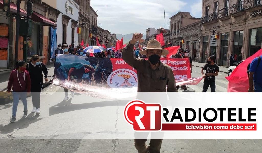 Permanece indiferencia de SEDRUA; campesinos protestarán en Casa de Gobierno