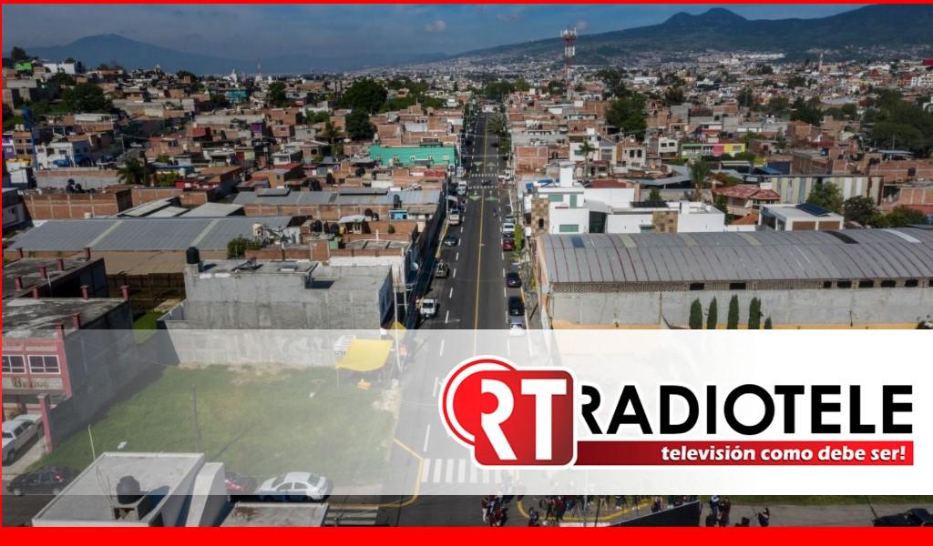 Gobierno de Morelia transformó el municipio con una inversión de más de mil 800 mdp