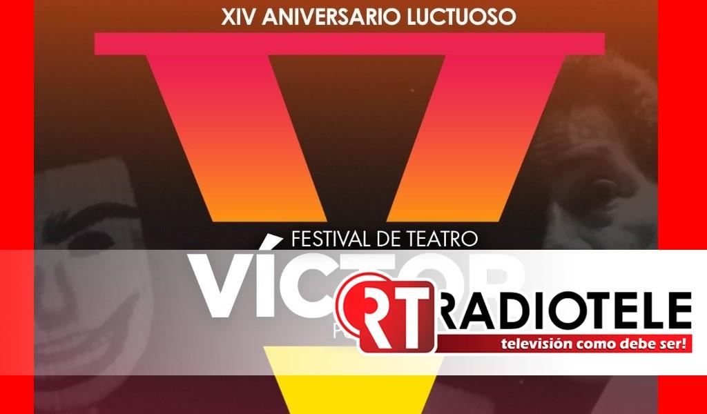 """Homenaje a Víctor Puebla, el gran """"obrero del teatro"""""""