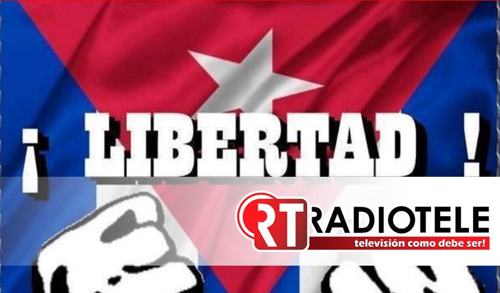 Artistas exigen libertad en cuba | #SOSCUBA