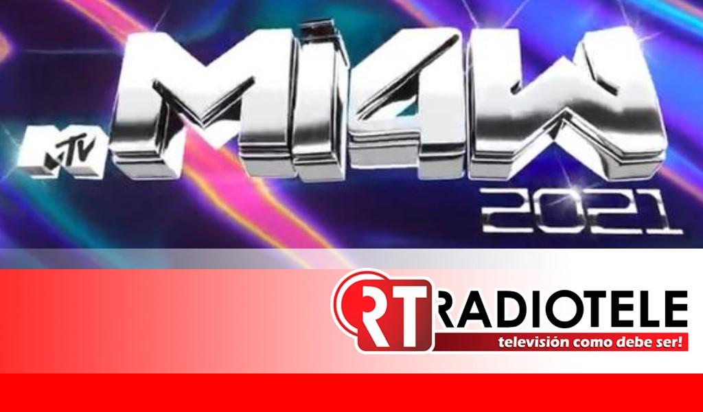 Ganadores de la gala de los MTV MIAW 2021