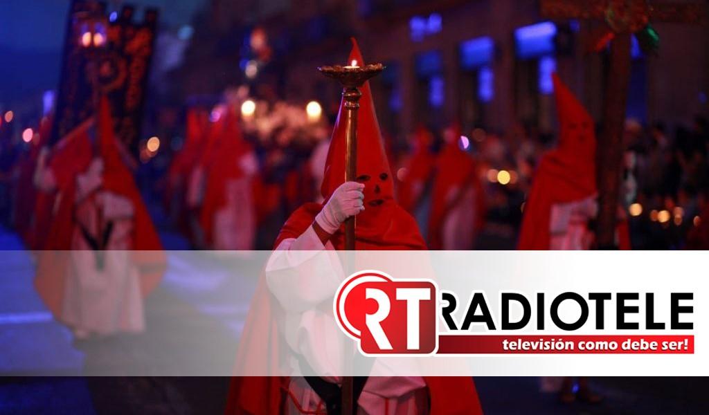 Ayuntamiento de Morelia dejó un legado audiovisual de la Procesión del Silencio