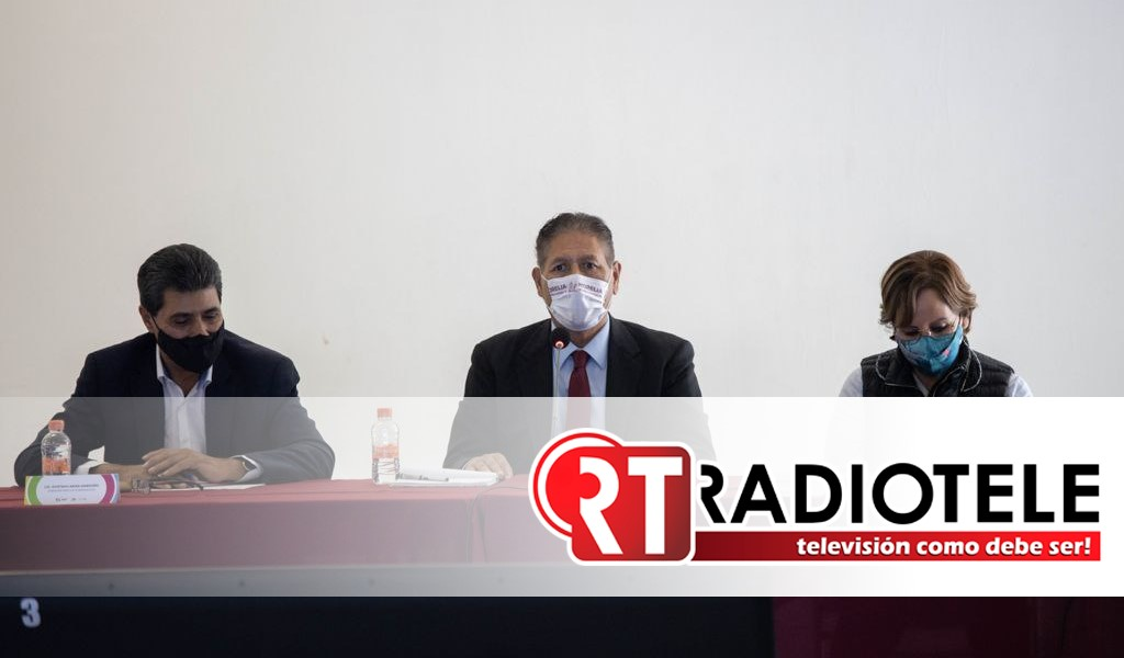 Refuerza Comité Municipal de Salud protocolos sanitarios para prevenir contagios por COVID-19