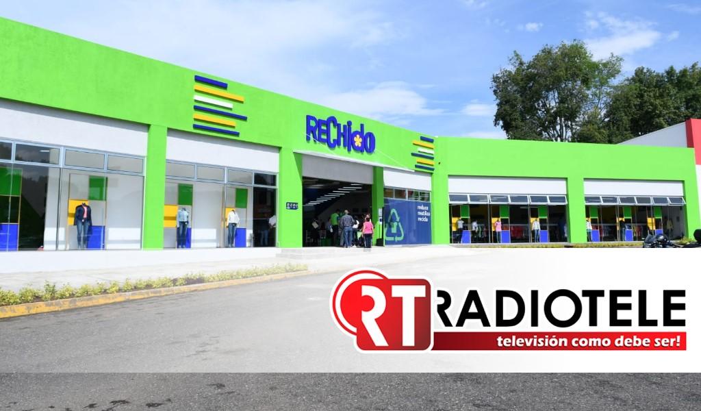 """""""ReChido"""" refrenda confianza para invertir en Michoacán e inaugura su segunda tienda"""