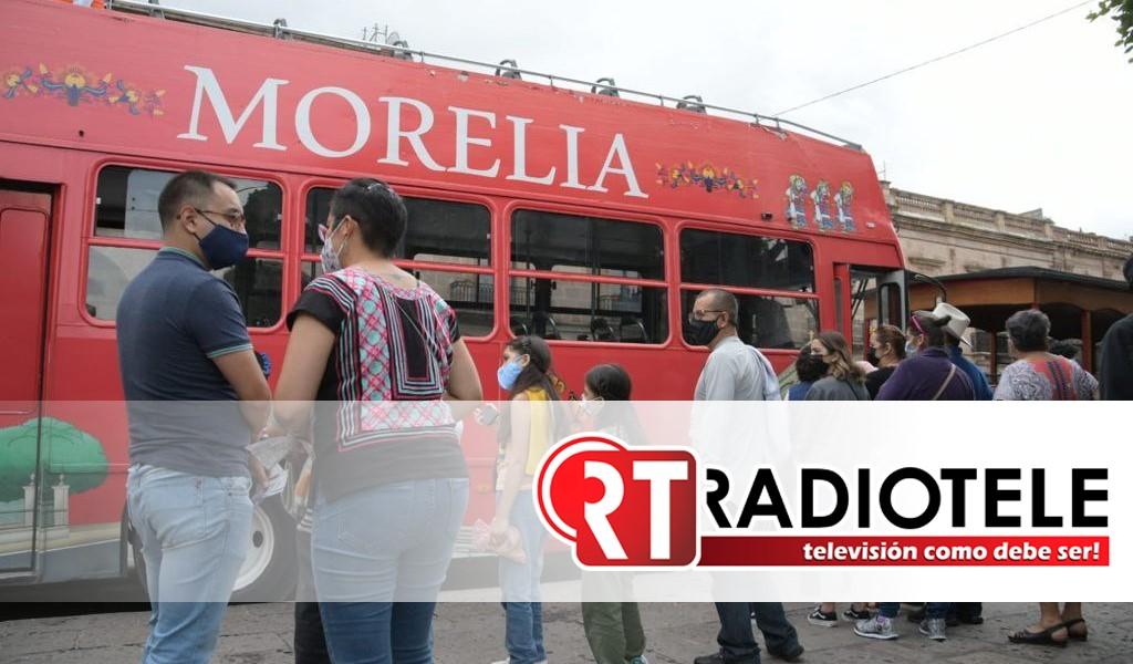 """Morelia, destino seguro ante pandemia al obtener sello distintivo """"Safe Travel"""""""