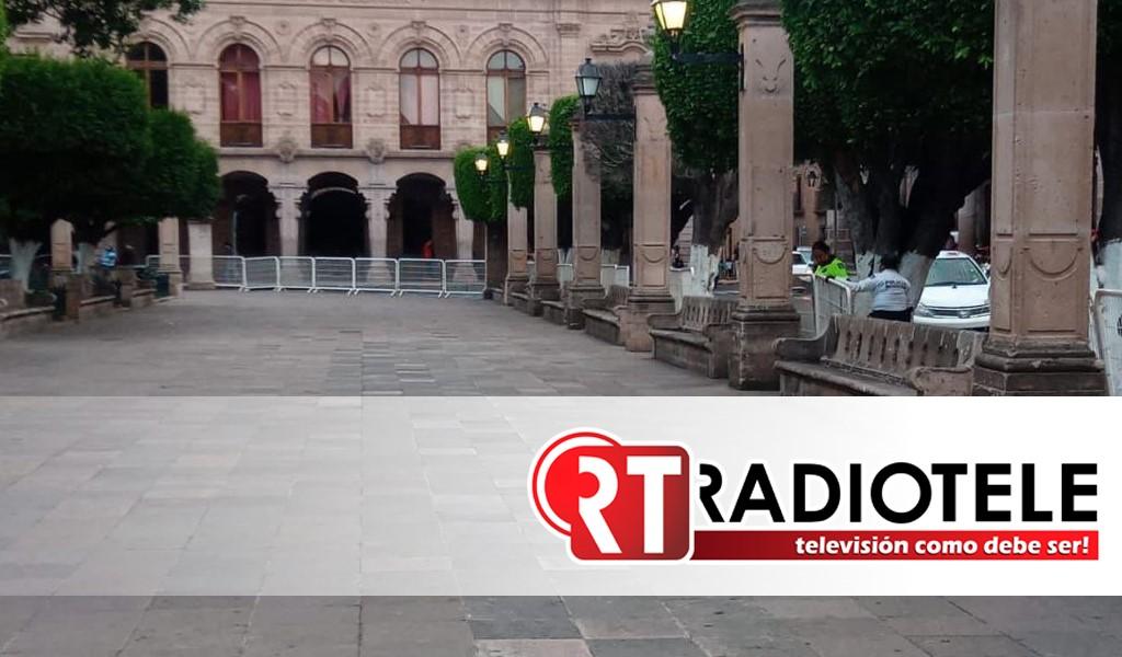 Gobierno de Morelia refuerza medidas preventivas en espacios públicos