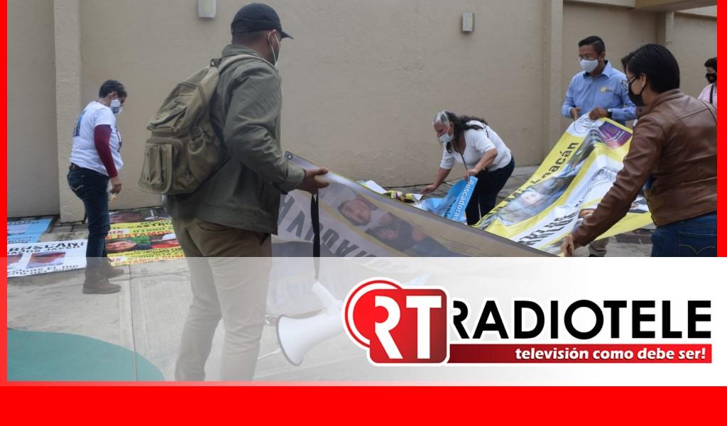 Brinda CEDH Michoacán acompañamiento a familiares de personas desaparecidas