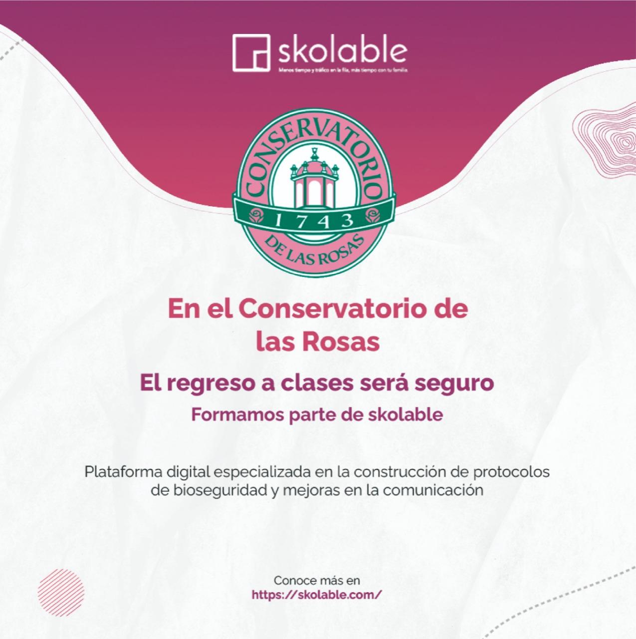 Conservatorio de las Rosas