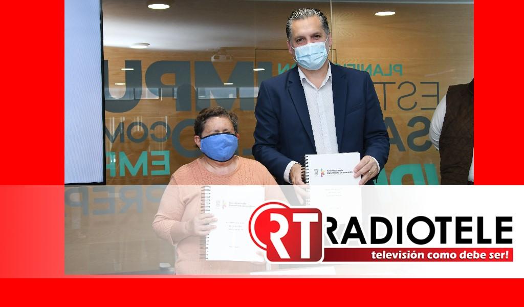 Entrega Sedeco el Registro Estatal de Trámites Empresariales en versión Braille a Morelia, Zitácuaro y Lázaro Cárdenas