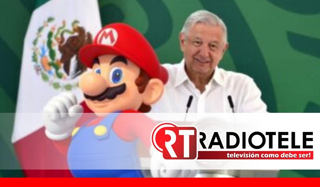 No podemos tener a los niños encerrados jugando nintendo, Lopéz Obrador
