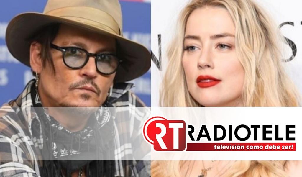 Johnny Depp gana demanda a su exesposa  y Amber Heard debe demostrar su donación a la ACLU por 7 millones