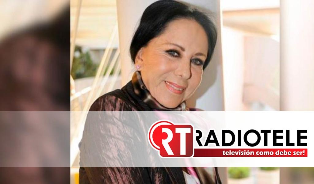 Fallece Lilia Aragón primera actriz y defensora de los derechos para actores.