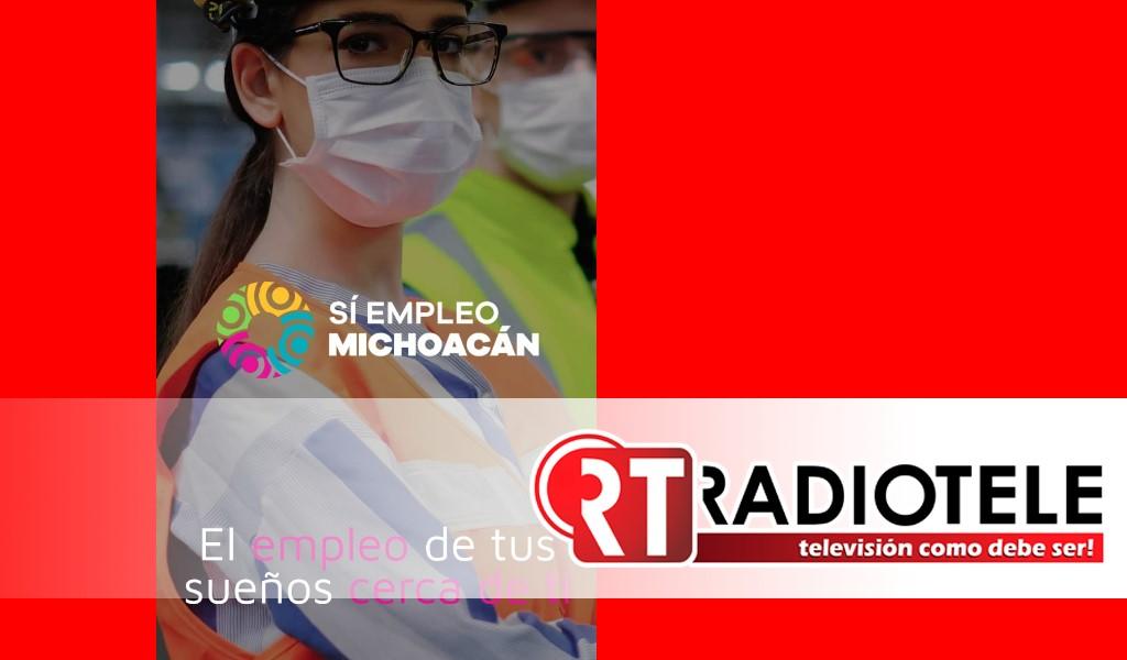 Avanza capacitación sobre uso de la plataforma Sí Empleo Michoacán