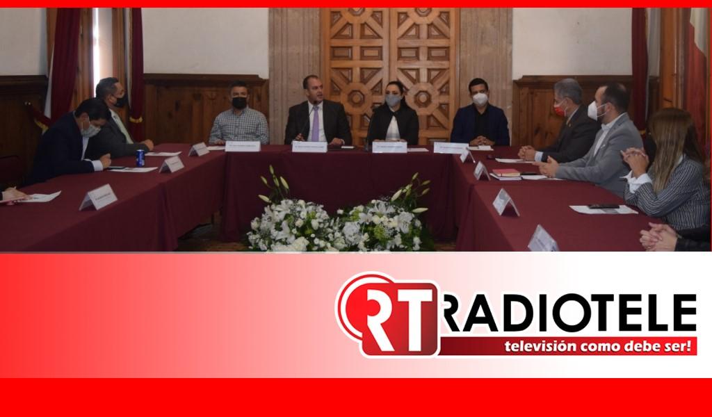 Los órganos autónomos como la CEDH Michoacán, debemos rendir cuentas de la inversión pública que se hace en nosotros: Ombudsperson.
