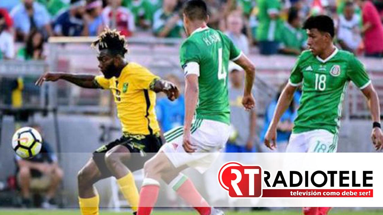 México vs Jamaica la previa