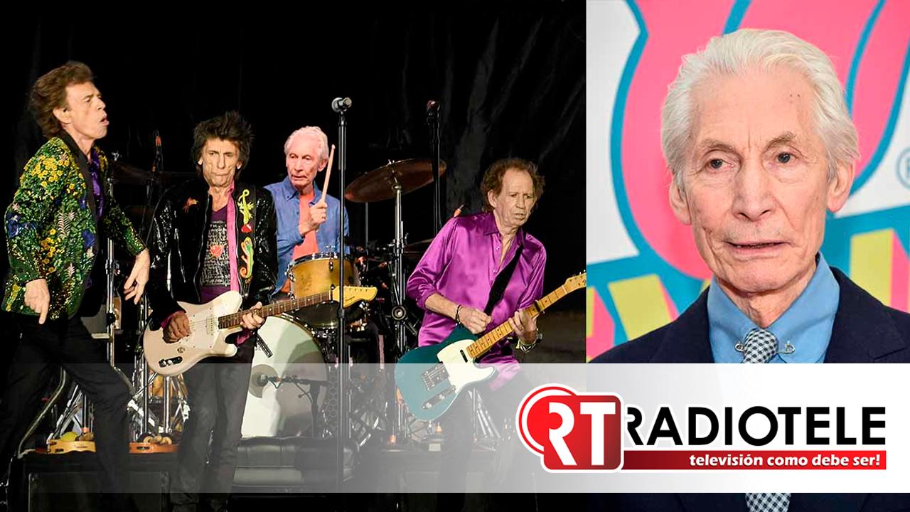 The Rolling Stones rinden homenaje a Charlie Watts en nuevo video