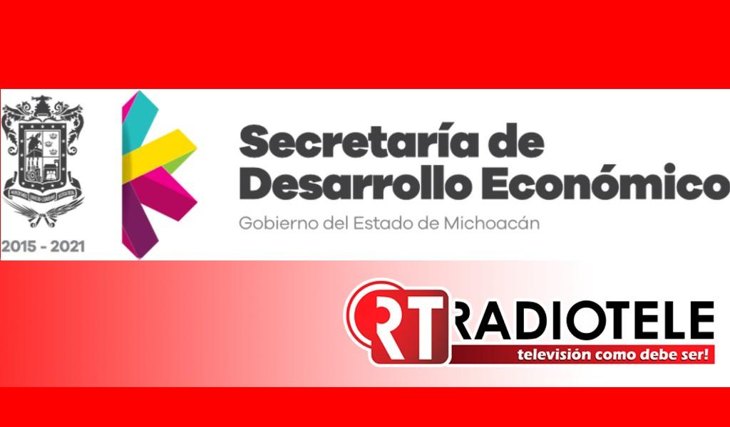 Con trabajo coordinado de todos los sectores,se atiende la demanda de empleo en Michoacán: Sedeco