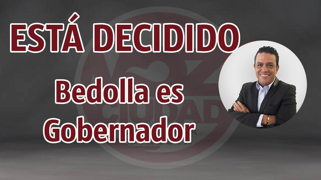 ALFREDO RAMÍREZ BEDOLLA nuevo gobernador de Michoacán