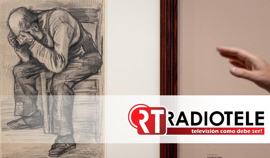 Se exhibe por primera vez un boceto de Vicente Van Gogh de 1882 en Ámsterdam