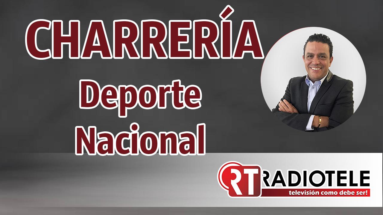 Charrería: Deporte Nacional