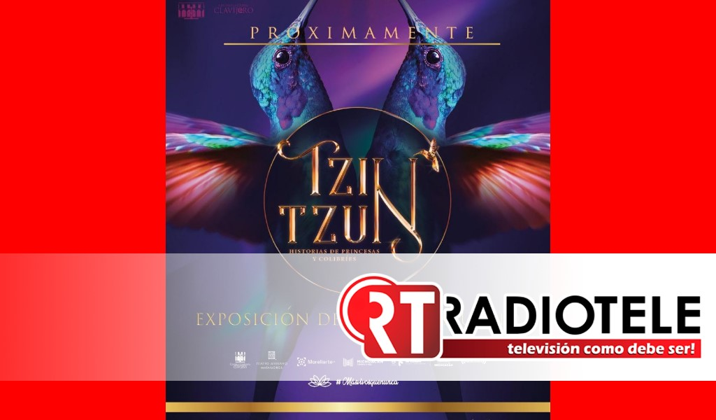 Inauguración de exposición: Tzin tzun, arte y vestuario – Centro Cultural Clavijero