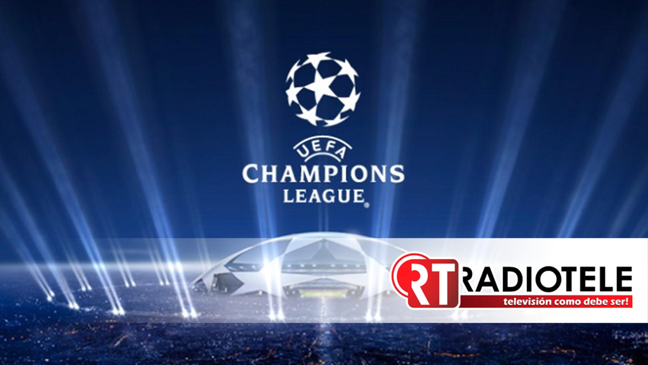 UEFA Champions League: sigue la fecha 3 de la fase de grupos