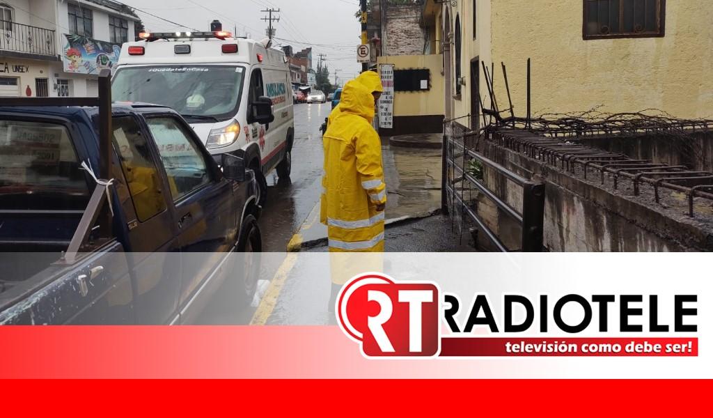 En alerta PC de Tarímbaro por paso de huracán Rick