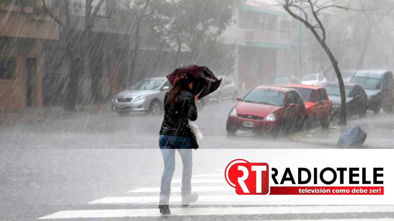 Afectará a Michoacán la tormenta tropical Pamela.