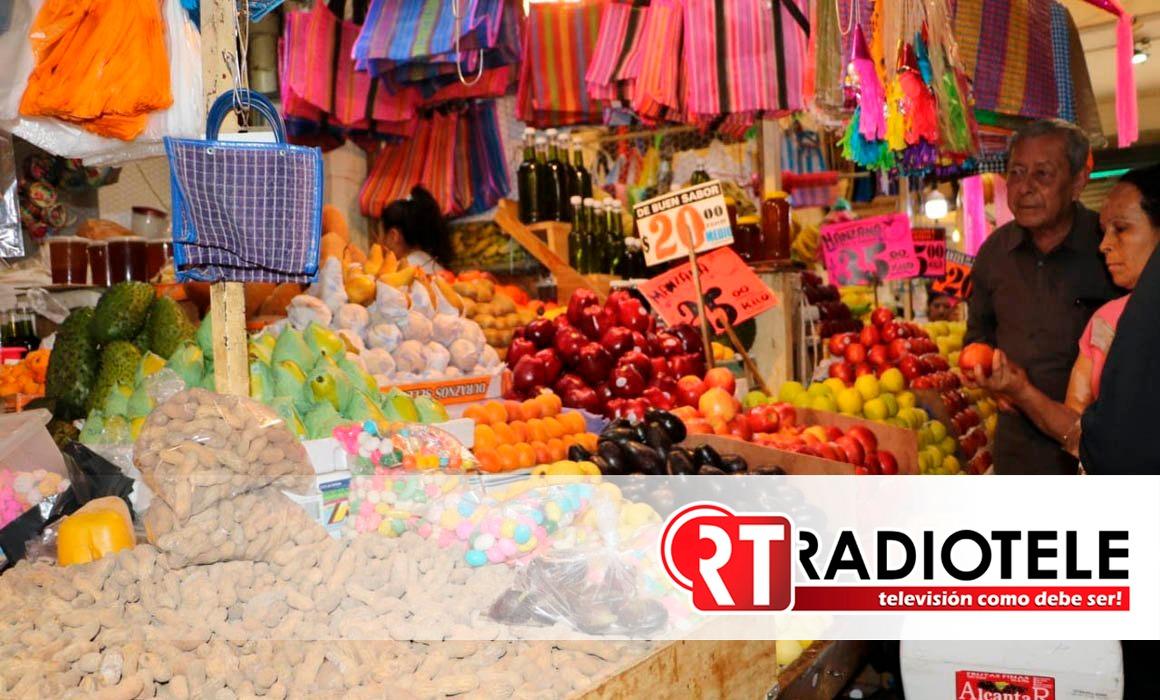 Reactivarán medidas sanitarias en mercados y tianguis de Morelia