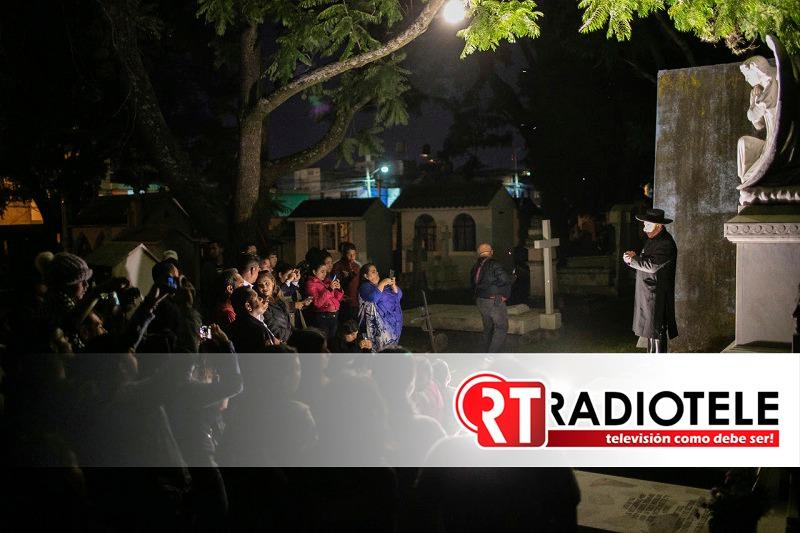 No habrá recorridos turísticos en Panteón de Morelia por segundo año consecutivo