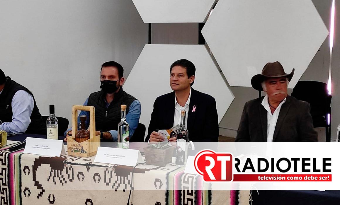 Morelia debería ser líder mezcalero en la región: Alfonso Martínez
