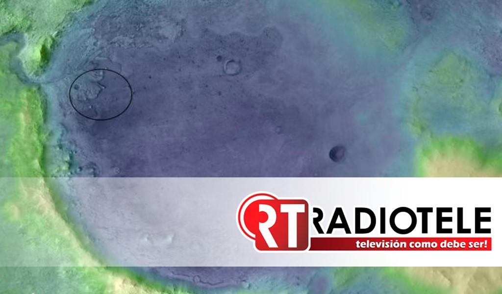 Perseverance de la NASA confirma que el cráter Jezero de Marte fue un lago