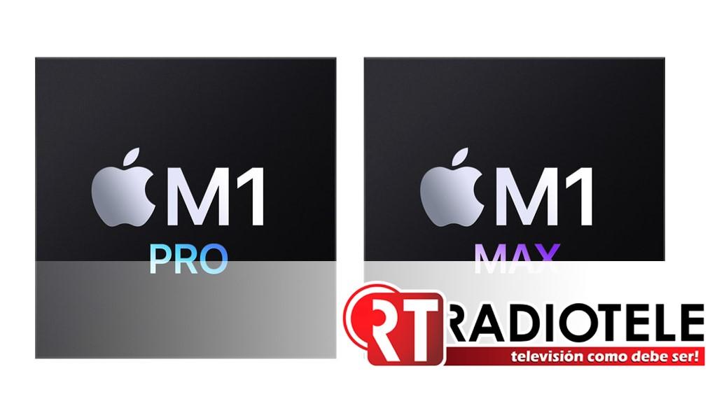El sorprendente rendimiento gráfico la nueva MacBook Pro con chip M1 Max