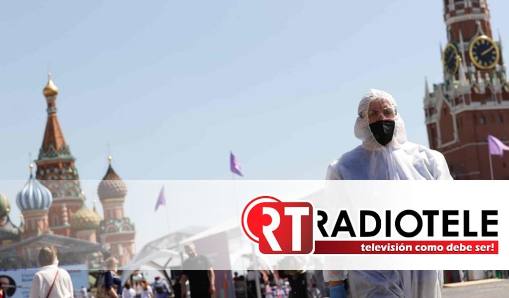 Moscú vuelve a confinarse