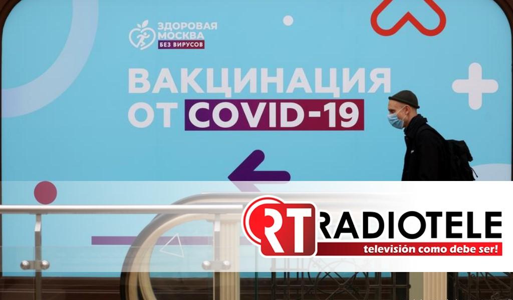 Moscú impone nuevas restricciones debido al covid-19
