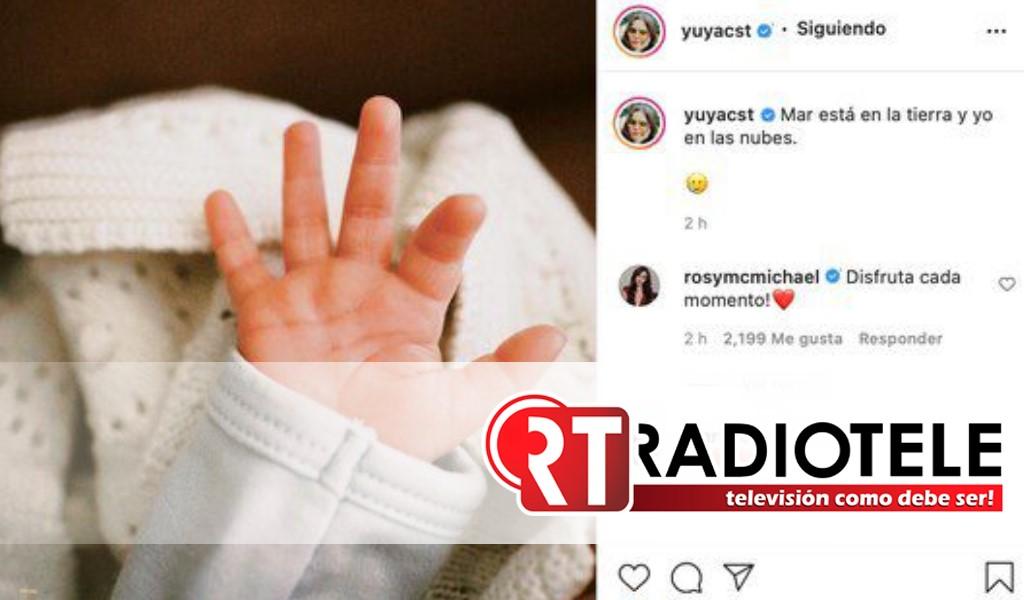 Yuya sale por primera vez con Mar en historias de instagram